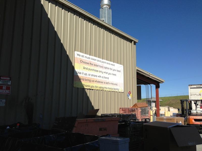 Sonoma County Refuse Facility