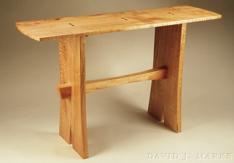 Episode 704: Asian Inspired Trestle Table