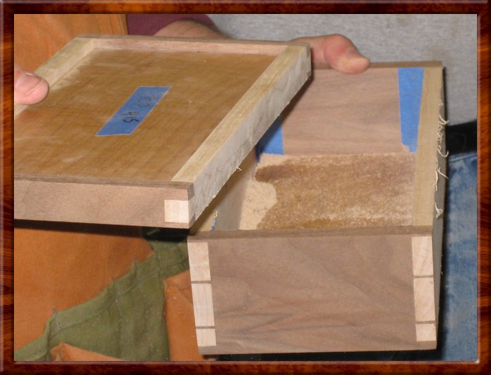 Dovetail Box 29