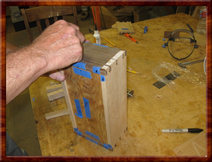 Dovetail Box 33