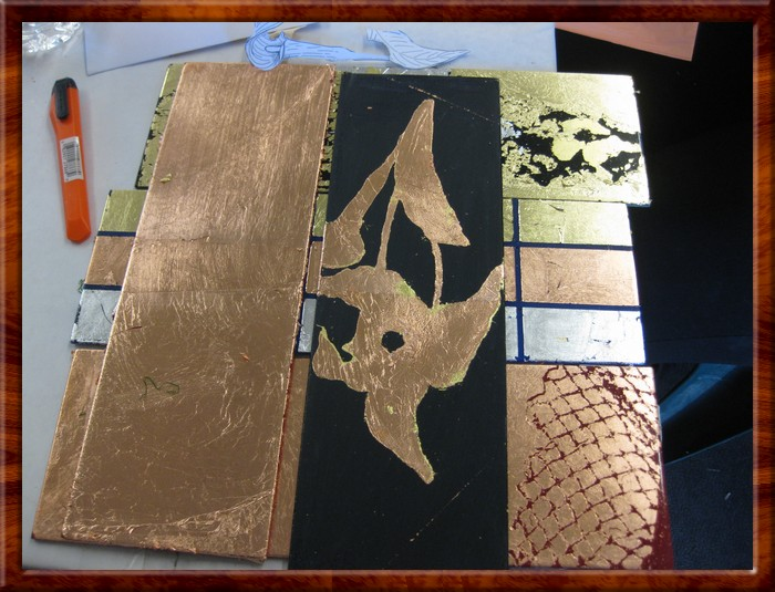 Gilding and Patination 31