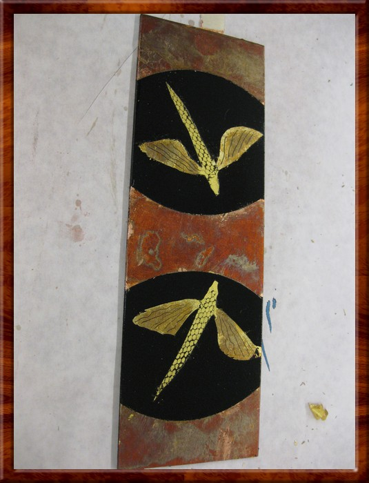 Gilding and Patination 56