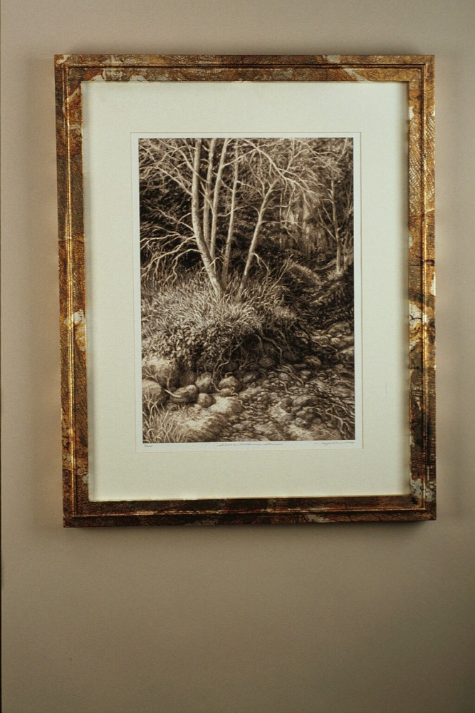 601 Gilded Picture Frame