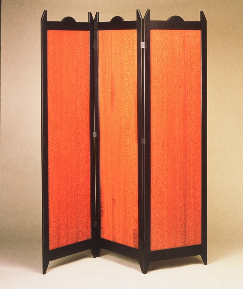 105 Three Panel Folding Screen