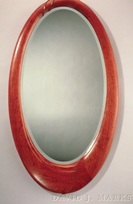 WoodWorks Episode 406 Sculpted Elliptical Mirror