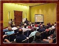 cat_David lectures at AAW-tn