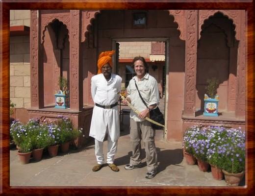 034 DAVID IN Agra