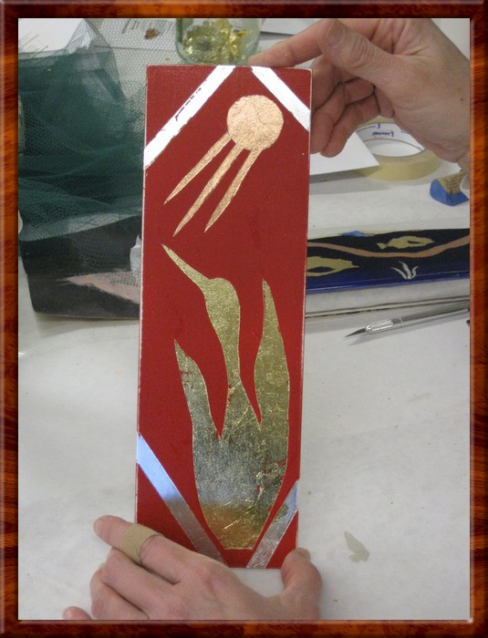 Gilding and Patination 33