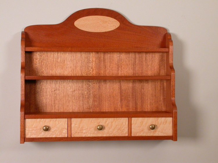 Episode 510: Spice Rack with Decorative Inlay