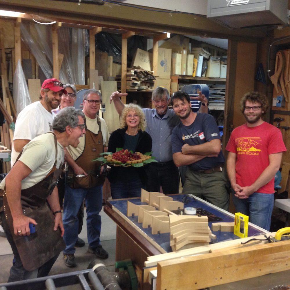 woodworking instruction-master craftsman david j. marks